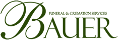 Bauer Funeral Home Logo