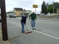 Bauer-Hillis Funeral Home celebrates centennial by completing beautification project