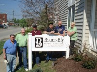 Bauer-Bly Funeral Home participates in Adopt-a-Highway in Dayton