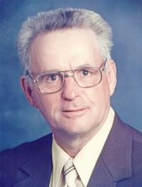 """Rexford L. """"Rex"""" Huber"""