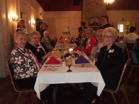Bauer�s Steps Ahead Group Attend Dinner/Theater