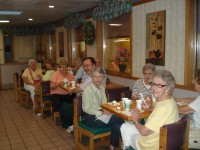Bauer�s Steps Ahead Group Enjoys Ice Cream and a Movie