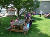 Bauer-Hillis Funeral Home participates in Eccles-Lesher summer reading series