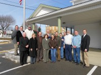 Bauer-Hillis Funeral Home, Rimersburg receives proclamations in recognition of centennial service milestone