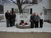 Richard D. Hillis announces sale of Funeral Homes in Petrolia and Rimersburg to John W. Bauer and Jennifer Bauer Eroh of Kittanning