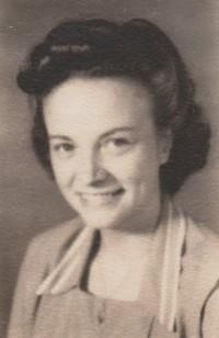 Priscilla Ruth Traister