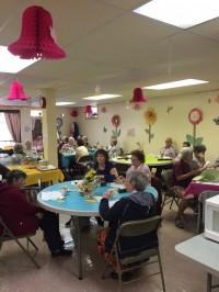 Bauer-Hillis Funeral Home staff helps Rimersburg Senior Center celebrate Older American�s Month