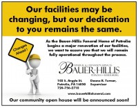 Renovations to begin on the Bauer-Hillis Funeral Home of Petrolia