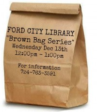 FORD CITY LIBRARY - DEC 13th