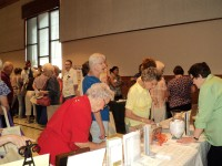 Bauer Family Funeral Homes provides information to local seniors at the 2012 Senior Expo