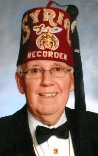William David Johnston, P.M. 33rd Degree